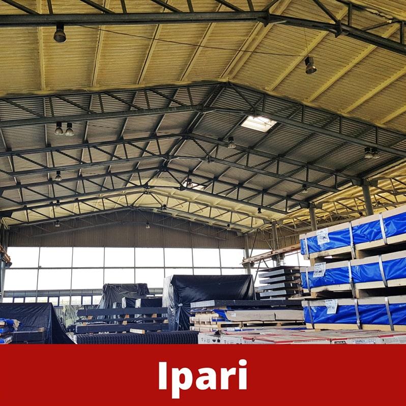 Ipari épületek szigetelése